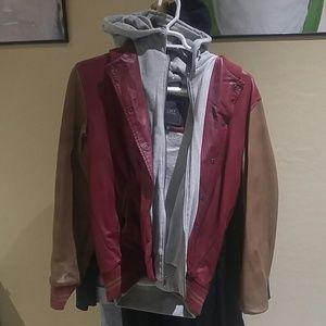 Obey 2 in 1 Jacket